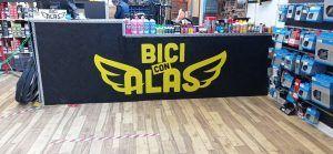 taller de bicicletas en Madrid BICI CON ALAS